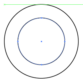 Как сделать в круге